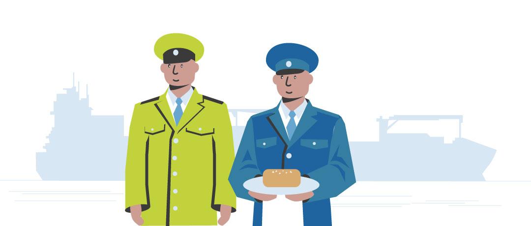 Как «Дадата» экономит портовым подрядчикам десятки тысяч рублей, а таможенникам, пограничникам и МВД — время